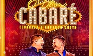 Time Evento: Show Cabaré – Ginásio Nilson Nelson: 1 ingresso para dia 07/12