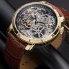 Theorema Rio Men's Skeleton Watch