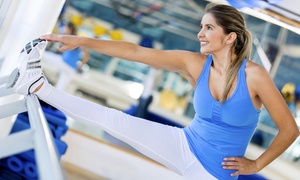 Club Sweat: 10 or 20 Drop-In Fitness Classes at Club Sweat (Up to 60% Off)