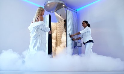 Up to 34% Off Cryotherapy at Port Jeff Salt Cave