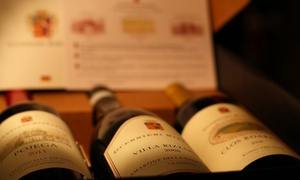 Vinessio Weinmesse Starnberg: 1 Tageskarte für die Vinessio Weinmesse Starnberg vom 19.-20.11.2016 (35% sparen)