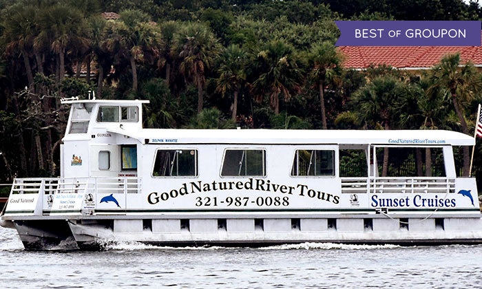 Good Natured River Tours - Melbourne: Two-Hour Scenic Wildlife Boat Tour for One, Two, or Four from Good Natured River Tours (Up to 49% Off)