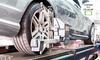 GP Car Auto Center - Goiânia: GP Car – Jardim América: alinhamento, balanceamento, rodízio de pneus, check-up e diagnóstico (opção com troca de óleo)