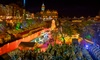 ✈ Edinburgh Christmas Markets: 2-4 Nights with Flights