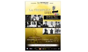 MS Angels Productions: 1 place en catégorie 2 pour le concert ''Les Tremplins Live Act1'', le 20 septembre 2017 à 20h à 19 € au Grand Rex