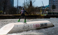 30-Minute Wakeboarding Lesson for One or Two at Glasgow Wakepark (Up to 59% Off)