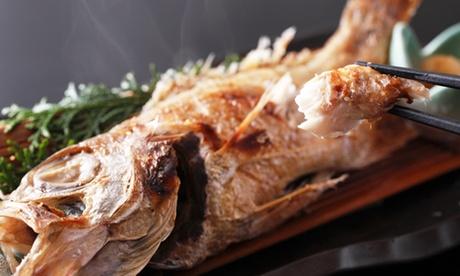 鯨料理 クエ鍋料理 初代