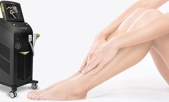New Soprano ICE Platinum Laser Hair Removal
