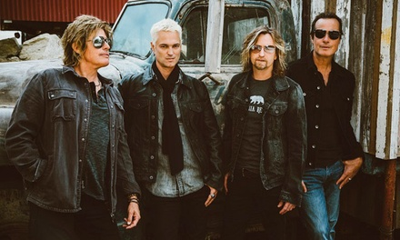 Stone Temple Pilots * Bush * The Cult  – Revolution 3 Tour on Saturday, July 28, at 6:30 p.m.