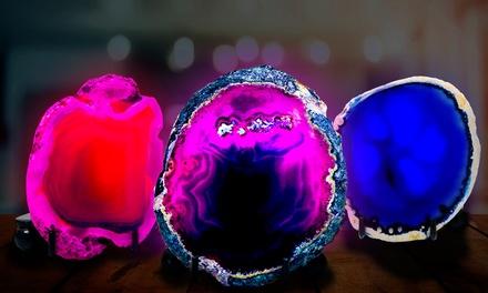 Lampada notturna a LED Aquarius