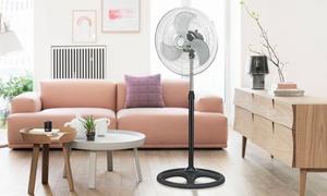 Ventilateur rétro industriel 3-en-1