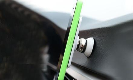1 o 2 supporti magnetici universali per telefono disponibili in 4 colori