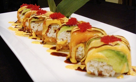 Italian-Asian Fusion Cuisine for Dinner or Lunch at Meridian Kitchen (Half Off)