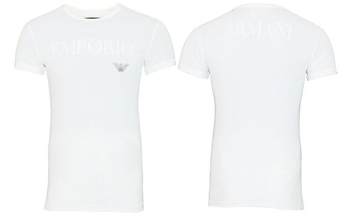3eb0f94474c572 jusqu à 20% Pack T-Shirts Emporio Armani   Groupon