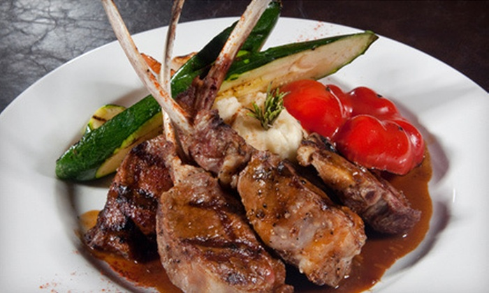 Deep Fork Grill - Central Oklahoma City: $20 for $40 Worth of Fine Dining at Deep Fork Wood Grill & Seafood