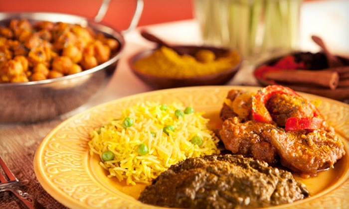 Coriander Bistro - Sharon: Indian and Nepalese Cuisine at Coriander Bistro (Up to 53% Off). Two Options Available.