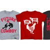 Toddler Boys' Country Living Tees