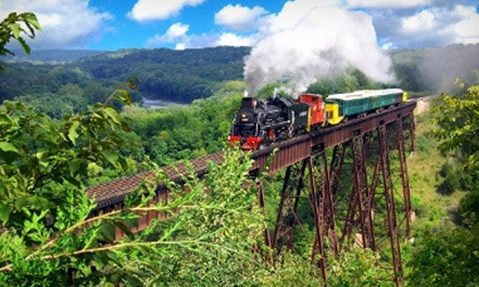 Boone & Scenic Valley Railroad & Museum - Boone: Train Ride and Museum Visit for Two or Four at Boone & Scenic Valley Railroad & Museum (Up to 51% Off)