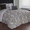 Nina Double-Sided Comforter and Bedding Set (10-Piece)