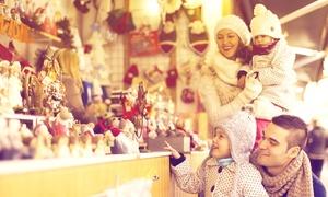Up to 50% Off Admission to Winter Wonderland at Winter Wonderland, plus 6.0% Cash Back from Ebates.