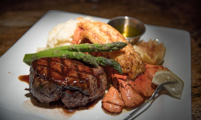 Rhythm Kitchen Seafood & Steaks - Rhythm Kitchen: French-Creole and Cajun Cuisine at Rhythm Kitchen Seafood & Steaks (50% Off). Two Options Available.