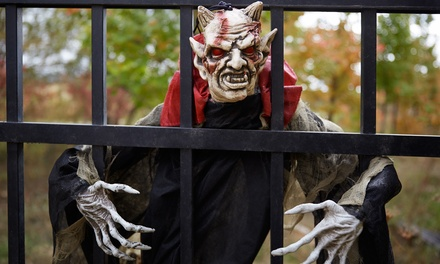Admission for One or Two to the Haunted House and Hayride at Granite Gorge (Up to 56% Off)