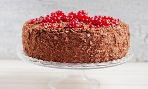 Bistrot La Vita è Bella: 1 o 2 kg di torta o pasticceria mignon da Bistrot La Vita è Bella (sconto fino a 57%)