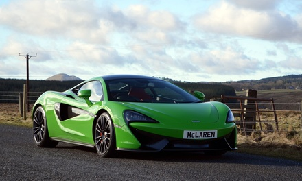 Three or SixLap Supercar Experience with Experience Limits