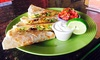 Tequila Lime Cantina - Fall River: Mexican Cuisine for Two or Four at Tequila Lime Cantina (Up to 45% Off)
