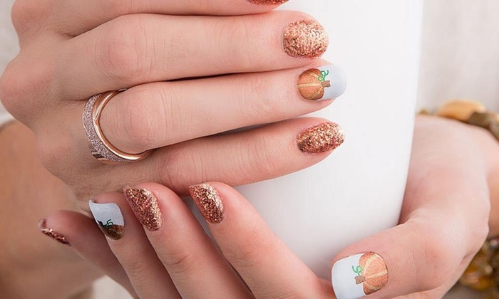 Jamberry - Boston: A Manicure with Nail Design from Jamberry (93% Off)
