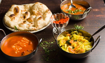 £30 or £60 Toward Indian Food and Drinks at Mumbai Square (50% Off)