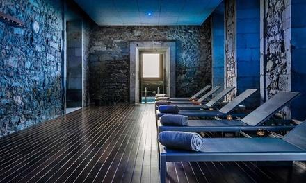 Circuito spa para 2 personas con opción a desayuno o comida desde 32,95 € en Hotel Balneario Orduña Plaza
