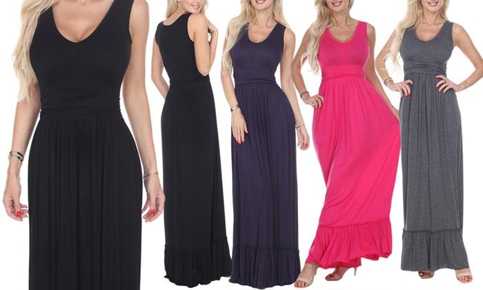 Medina Maxi Dress: Medina Maxi Dress