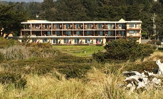 Inn Of The Beachcomber Gold Beach Or Stay At