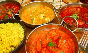 Pari Indian Cuisine: Indian Food for Two or Four at Pari Indian Cuisine (44% Off)