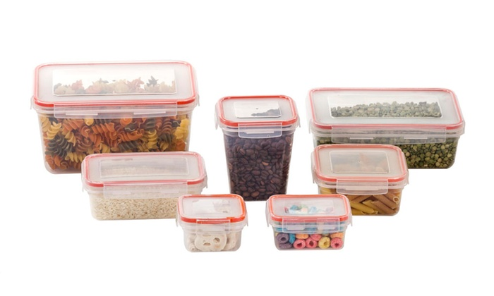 Plastic Clip And Lock Assorted Storage Sets ...