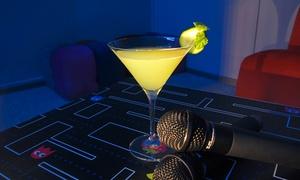 Cocktails & Songs: Fantazyjne koktajle, karaoke i więcej: 34,99 zł za groupon wart 60 zł na całe menu i więcej opcji w You Can Sing