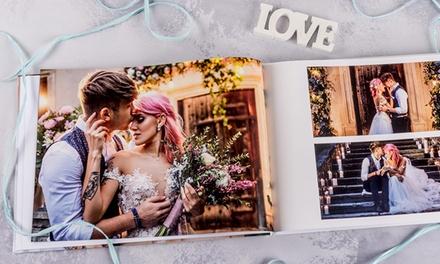 1 o 2 foto-libros clásicos tamaño A3 horizontal con tapa dura de hasta 60 páginas desde 14,99 € con Colorland