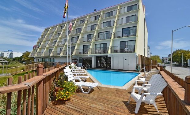 Sea Bay Hotel - Ocean City, MD: Stay for Two at Sea Bay Hotel in Ocean City, MD, with Dates into November