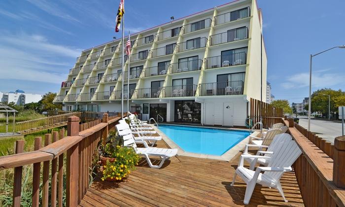 Bayside Hotel in Midtown Ocean City