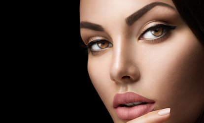 Eyebrow Shape and Tint  ($17) plus Eyelash Tint ($25) at Femina Beauty (Up to $50 Value)