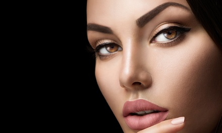 $189 for Feather Touch Eyebrows at The Skin Studio (Up to $449 Value)