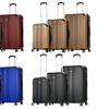 RivoLite Palermo Hard-Sided Expandable Spinner Luggage Set (3-Piece)