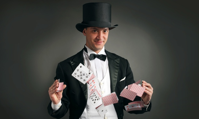 Vegas in Macomb Magic Show - Macomb Music Theatre: Vegas in Macomb Magic Show at Macomb Music Theatre on Saturday, May 3, at 12 p.m. or 7 p.m. (Up to 52% Off)
