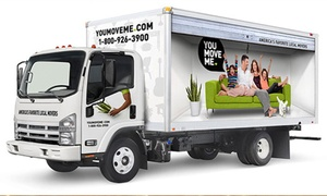 One, Two, Or Three Hours Of Moving Services From You Move Me (up To 61% Off)