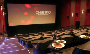 50% Off Date Night Package at CMX CinéBistro Hyde Park