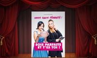 """2 places pour """"Sois parfaite et t'es toi"""" du 9 octobre au 25 décembre 2016 au Rideau Rouge à 20 €"""