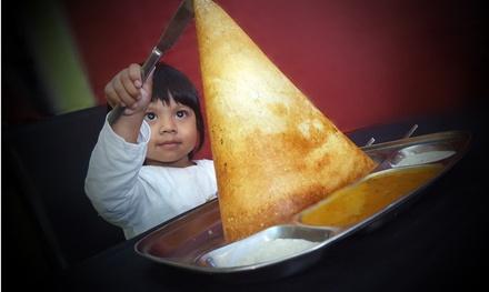 £20 Towards Indian Food at Golden Ambal, Leith Walk