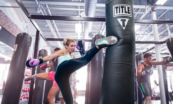 84% Off Classes at TITLE Boxing Club