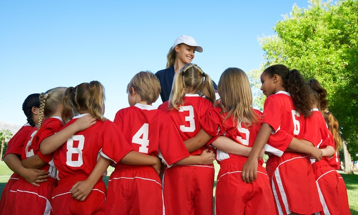 Playher Sports - Silver Spring: $70 for $200 Worth of Sports Camp — PlayHer Sports